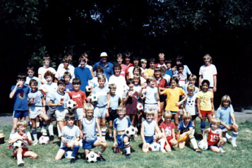 Tulsa Roughnecks Camp