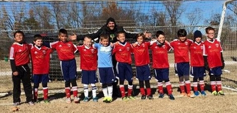 Tulsa Friendship Cup Champions!