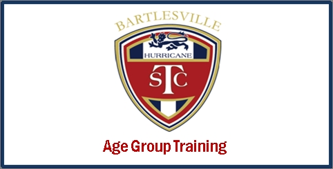 Age Group Training - May 24th & 26th